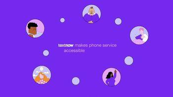 TextNow TV Spot, 'Now More Than Ever' - Thumbnail 4
