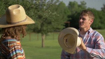 American Hat Company TV Spot, 'They Gave You Your Own Line?! '