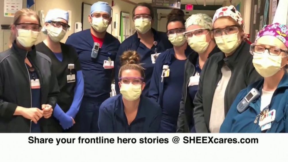 Sheex TV Commercial, 'Nominate a Hero