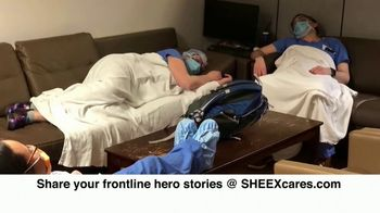 Sheex TV Spot, 'Nominate a Hero - Thumbnail 9