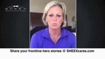 Sheex TV Spot, 'Nominate a Hero - Thumbnail 5