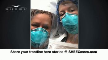 Sheex TV Spot, 'Nominate a Hero - Thumbnail 8