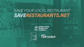 Independent Restaurant Coalition TV Spot, 'You Can Help' Featuring Tom Colicchio, Kwame Onwuachi - Thumbnail 9