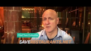 Independent Restaurant Coalition TV Spot, 'You Can Help' Featuring Tom Colicchio, Kwame Onwuachi - Thumbnail 2