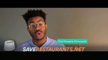 Independent Restaurant Coalition TV Spot, 'You Can Help' Featuring Tom Colicchio, Kwame Onwuachi - Thumbnail 4