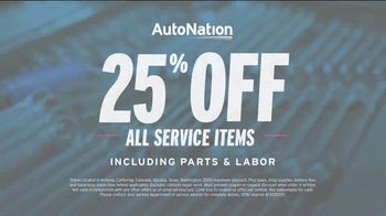 AutoNation TV Spot, 'All Service Items: 25 Percent Off' - Thumbnail 9
