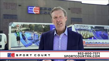 Sport Court TV Spot, 'Being Active Outside' - Thumbnail 5