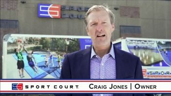 Sport Court TV Spot, 'Being Active Outside' - Thumbnail 2