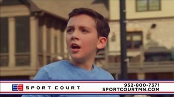 Sport Court TV Spot, 'Being Active Outside' - Thumbnail 3