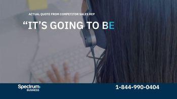 Spectrum Business TV Spot, 'Hard to Beat: 200Mbps Internet + Advanced Phone: $69' - Thumbnail 2