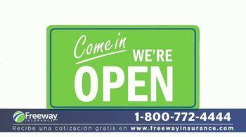 Freeway Insurance TV Spot, 'Siempre a tu servicio' [Spanish] - Thumbnail 6
