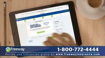 Freeway Insurance TV Spot, 'Siempre a tu servicio' [Spanish] - Thumbnail 7