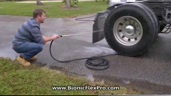 Bionic Flex Pro Hose TV Spot, 'Frustrated With Heavy Hoses' - Thumbnail 3