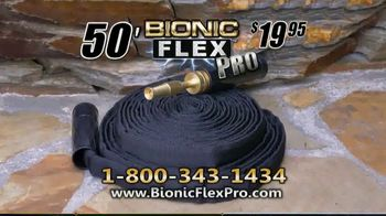 Bionic Flex Pro Hose TV Spot, 'Frustrated With Heavy Hoses' - Thumbnail 8