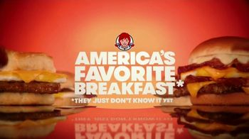 Wendy's Breakfast TV Spot, 'Don't Know It Yet: Try Your Favorites' - Thumbnail 2