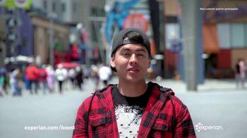 Experian Boost TV Spot, 'Flannel'