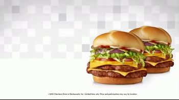 Checkers 2 for $7 Big Bufords TV Spot, 'This is Real: Free Delivery' - Thumbnail 1