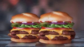 Checkers 2 for $7 Big Bufords TV Spot, 'This is Real: Free Delivery' - Thumbnail 3