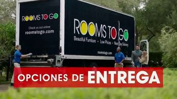 Rooms to Go TV Spot, 'Compra en línea' [Spanish] - Thumbnail 7