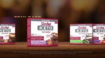 SlimFast Keto Fat Bomb TV Spot, 'Stay Safe. Buy Online' - Thumbnail 8