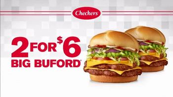 Checkers & Rally's Two for $6 Big Buford TV Spot, 'Spoiler Alert' - Thumbnail 8
