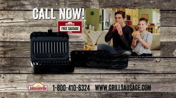 Johnsonville Sizzling Sausage Grill Plus TV Spot, 'Whole New Level' - Thumbnail 9
