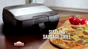 Johnsonville Sizzling Sausage Grill Plus TV Spot, 'Whole New Level' - Thumbnail 1