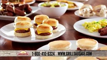 Johnsonville Sizzling Sausage Grill Plus TV Spot, 'Whole New Level' - Thumbnail 7