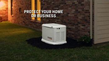Generac Standby Generator TV Spot, 'Be Prepared: Free UV Light' - Thumbnail 1
