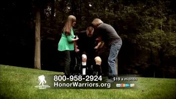 Wounded Warrior Project TV Spot, 'Health and Safety of Our Heroes' - Thumbnail 10
