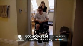 Wounded Warrior Project TV Spot, 'Health and Safety of Our Heroes' - Thumbnail 6