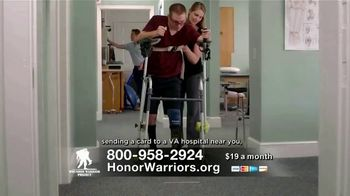 Wounded Warrior Project TV Spot, \'Health and Safety of Our Heroes\'