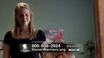 Wounded Warrior Project TV Spot, 'Health and Safety of Our Heroes' - Thumbnail 9