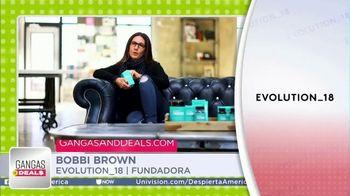 Gangas & Deals TV Spot, 'Evolution_18' con Bobbi Brown [Spanish]