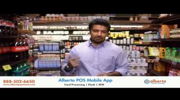 Alberta Payments TV Spot, 'Manage Business From Anywhere' - Thumbnail 3