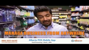 Alberta Payments TV Spot, 'Manage Business From Anywhere' - Thumbnail 4