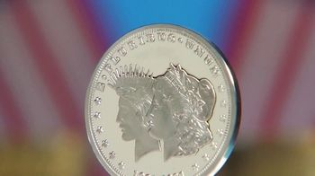 National Collector's Mint 2021 Double Liberty Silver Dollar TV Spot, '100 Years' - Thumbnail 1