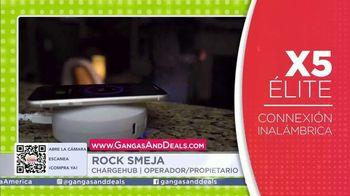 Gangas & Deals TV Spot, 'ChargeHub' con Aleyda Ortiz  [Spanish] - Thumbnail 3