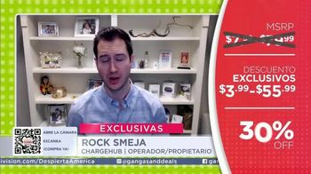 Gangas & Deals TV Spot, 'ChargeHub' con Aleyda Ortiz  [Spanish] - Thumbnail 5