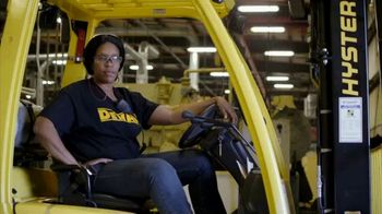Dewalt TV Spot, 'Land of the Free, Tools of the Brave'
