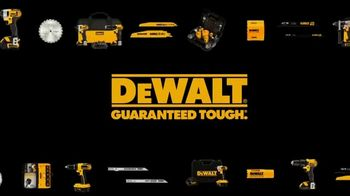 Dewalt TV Spot, 'Land of the Free, Tools of the Brave' - Thumbnail 7