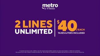 Metro by T-Mobile TV Spot, 'More Important' - Thumbnail 6