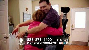 Wounded Warrior Project TV Spot, 'Our Greatest Concern' Featuring Gerald McRaney - Thumbnail 9