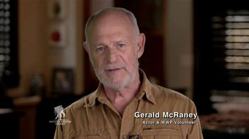 Wounded Warrior Project TV Spot, 'Our Greatest Concern' Featuring Gerald McRaney - Thumbnail 3