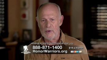 Wounded Warrior Project TV Spot, 'Our Greatest Concern' Featuring Gerald McRaney - 479 commercial airings