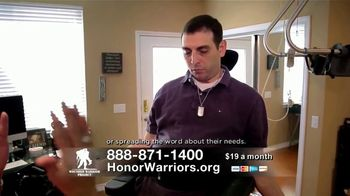 Wounded Warrior Project TV Spot, 'Our Greatest Concern' Featuring Gerald McRaney - Thumbnail 8