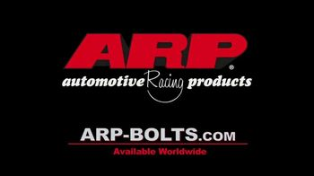 ARP Bolts TV Spot, 'Locking In Power and Performance' - Thumbnail 8