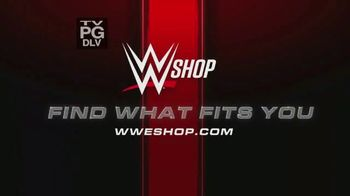 WWE Shop TV Spot, 'Energize Yourself' Song by Easy McCoy - Thumbnail 8