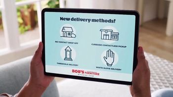 Bob's Discount Furniture TV Spot, 'Stocked and Ready to Ship' - Thumbnail 5