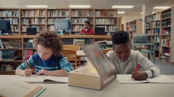 Lunchables With 100% Juice TV Spot, 'Library' - Thumbnail 1